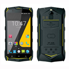 2018 Più popolari di fabbrica IP68 4g <span class=keywords><strong>Android</strong></span> 7.0 rugged smart <span class=keywords><strong>phone</strong></span> MTK6755 Octa-core, 4g + 64g con NFC, Impronte Digitali, PTT e GPS