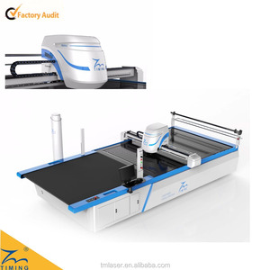 TMCC7-Computerized Multi-Ply Fabric Cutting Machine Computerized Cloth Auto Cutter Spreading Machine Available
