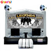 Soccer Sport Arena jumping castle inflatable bouncer