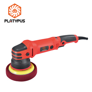 Professional 8mm Buff Pad Auto Wax Electric Polisher Car Buffer