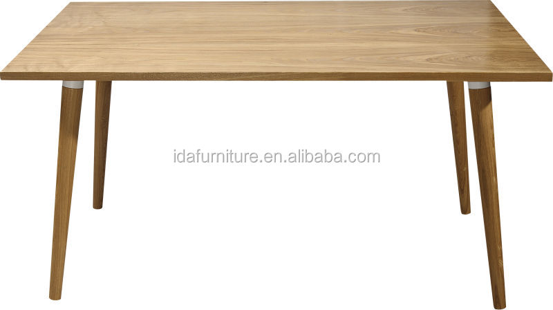 High Quality Sean Dix Wood Table, Rectangle Table , Rectangle Wood Table
