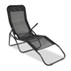 Modern Metal Aluminum Foldable Beach Sunbed Antique Chaise Lounge Chair