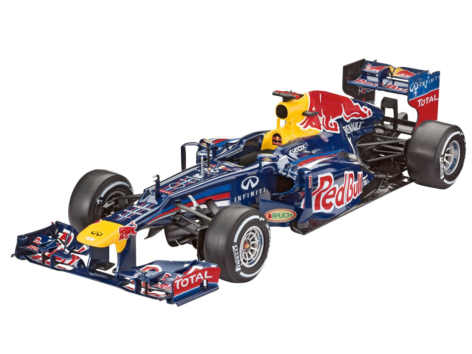 Get Quotations · Revell Of Germany 07074 1 24 Red Bull Racing RB8 (Vettel) b4b64eae4ad3b
