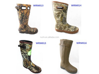 Long Classic Rubber Rain Boots For Hunter Farmer - Buy Rain Boots ...