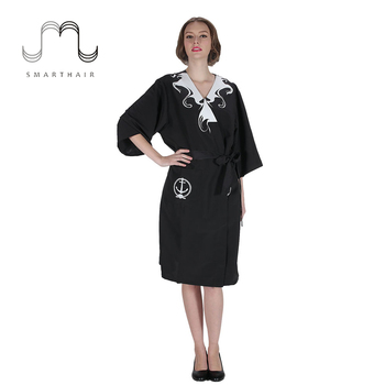 SMARTHAIR E026309 Hot Selling Personalised Salon Hairdressing Gowns ...