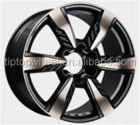 20 inch aro 6x139.7 wheel rim ET 45mm hot sale rims for toyota transit jant Guangzhou factory