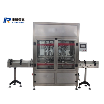 Small scale linear cooking olive oil bottle filling and capping machine sunflower oil filling equipment for production line