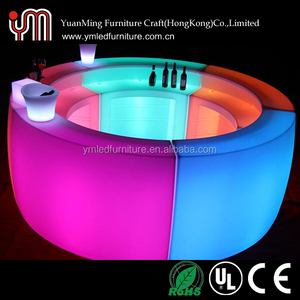 elegant led light bar furniture, cheap led light table, cheap portable bars counter