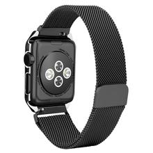 Milanese Loop Watch Strap Band for Apple Watch 38MM 42MM