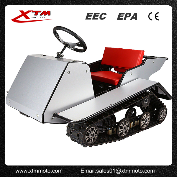 Kids 200cc mini snowmobile