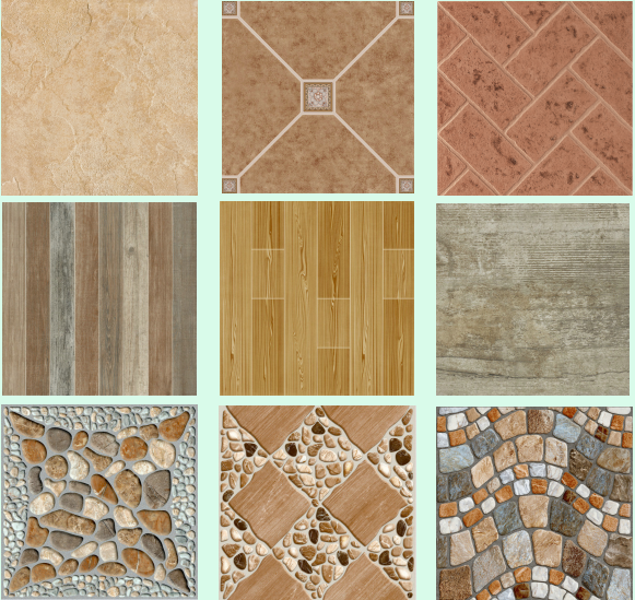 Guangzhou Cheap Discontinued Ceramic Floor Tiles 400x400