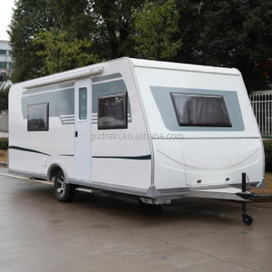 mobile House Pull Type Camper Travel Trailer/RV/Caravan