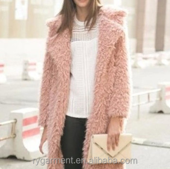 The Latest Women Fashion Lamb Faux Fur Coat,Lamb Fur Coat Women ...