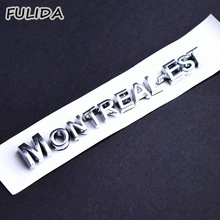 ABS Plastic Car <span class=keywords><strong>Logo</strong></span> 3D Lettera Sticker Emblem Badges