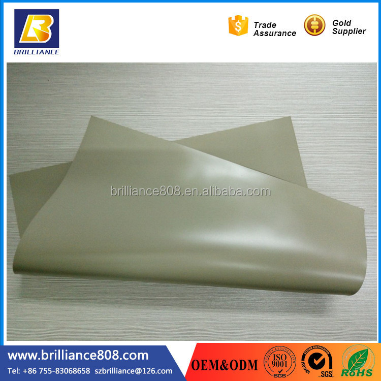 Wholesale Natural Heat Resistant Thermal Conductive Rubber Sheet vulcanized rubber sheet with silver-plated copper in silicone