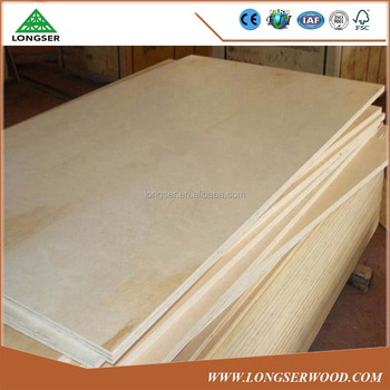 Cheap Eucalyptus Wood Price 18mm Russia Birch Plywood