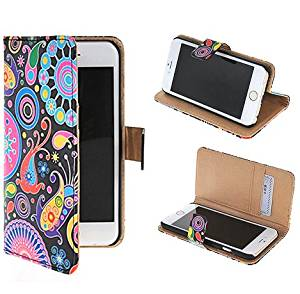 Protective iPhone 6 Case,iPhone Wallet 6S Case,iPhone 6 Protective Case,Wallet Phone Case iPhone 6,Thinkcase iPhone 6S Case Card Holder for iPhone 6/6S 4.7 inch