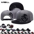 Hot Rockstar Fox Cap Hip hop Cap Skull Adjustable Baseball Snapback Cap For Men Women casquette