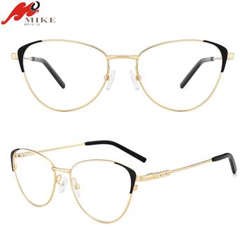 2018 Stainless Women Eyeglasses Frame,Eyewear Frame,Stainless ...