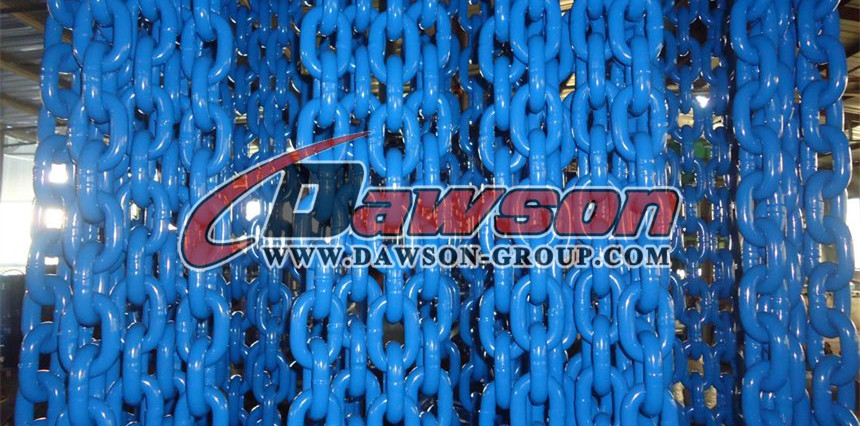 Dawson Alloy Steel G100 Lifting Chain China Supplier