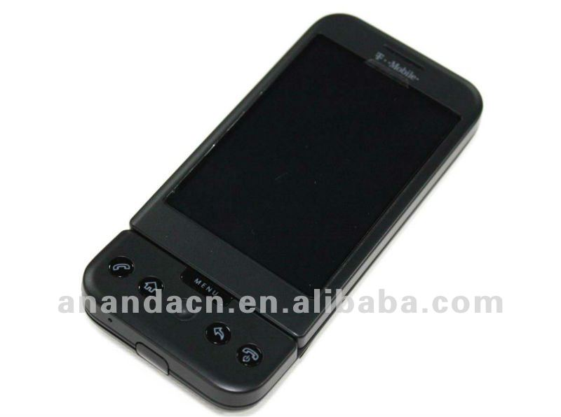 Dream G1 android smart mobile phone 3G GPS WIFI Full QWERTY keyboard