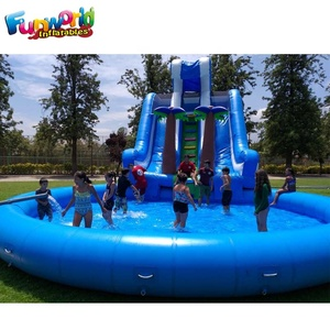 Commercial Inflatable Water Slides, Commercial Inflatable