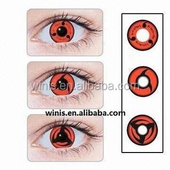 halloween crazy black sclera contact contact lenses