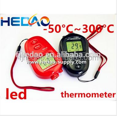 Mini Digital Infrared Thermometer IR Non-Contact Temperature Sensor - KingCare | KingCare.net