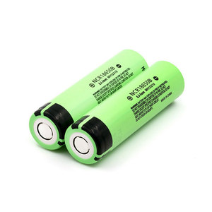 Original 100% New Lithium ion Rechargeable Battery NCR18650B 3.7v 3400mAh