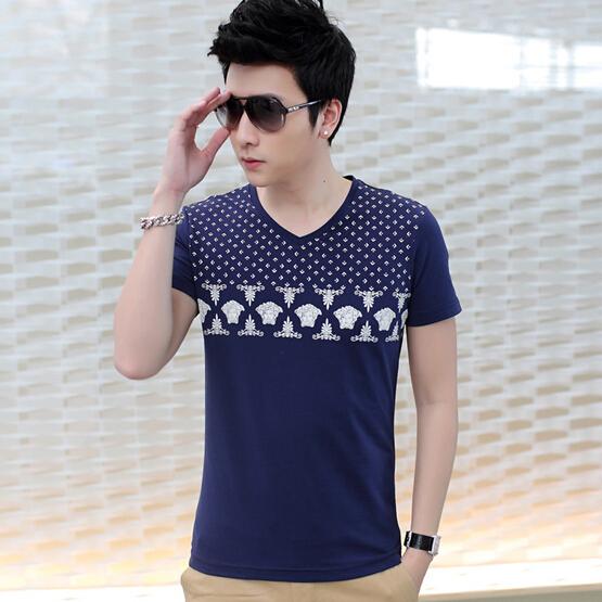 D95154t 2015 Korean Latest T Shirt Designs For Men Buy T Shirt Men