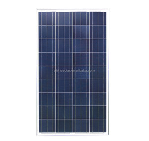 High Quality Solar Module BIPV , BIPV Solar Panel With Double Glass Solar Panel