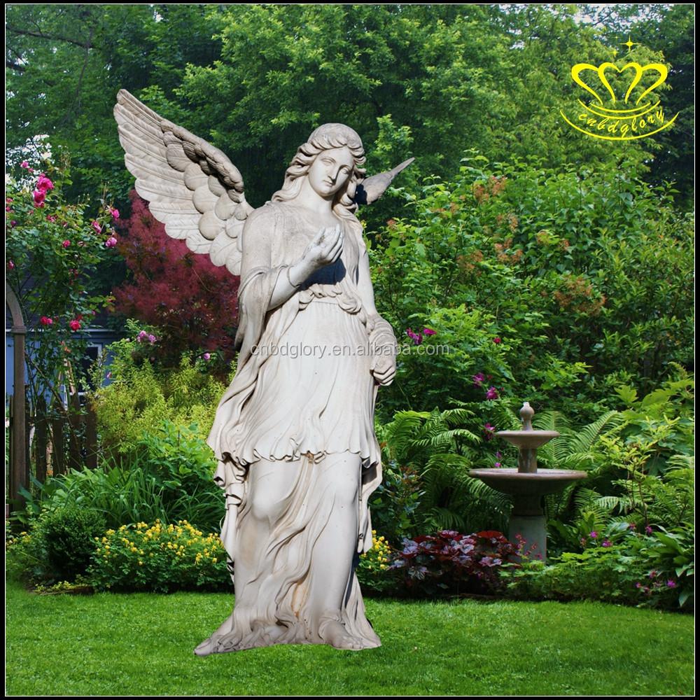St Michael The Archangel Garden Statue Garden Ftempo