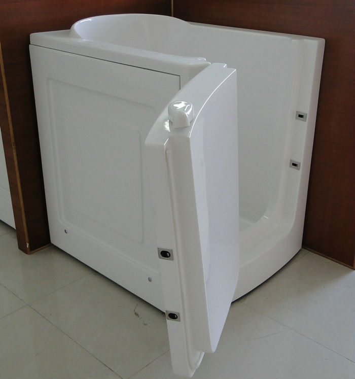 Elder Walk In Bathtub Disable Bath Tub Out Opening Door Bathtubs ...