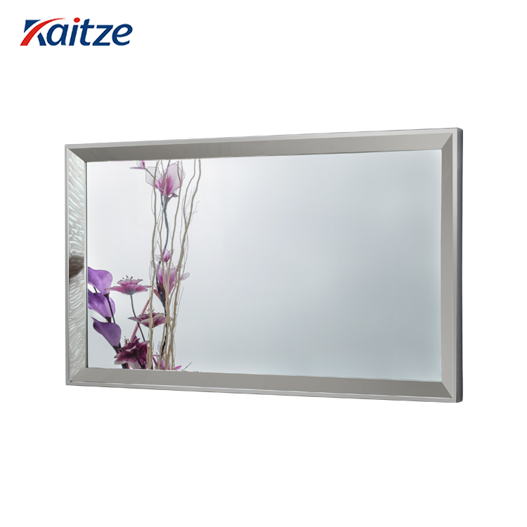 Mirror With  Light Public LED Sliding Bathroom Mirror Medicine Wall Cabinet