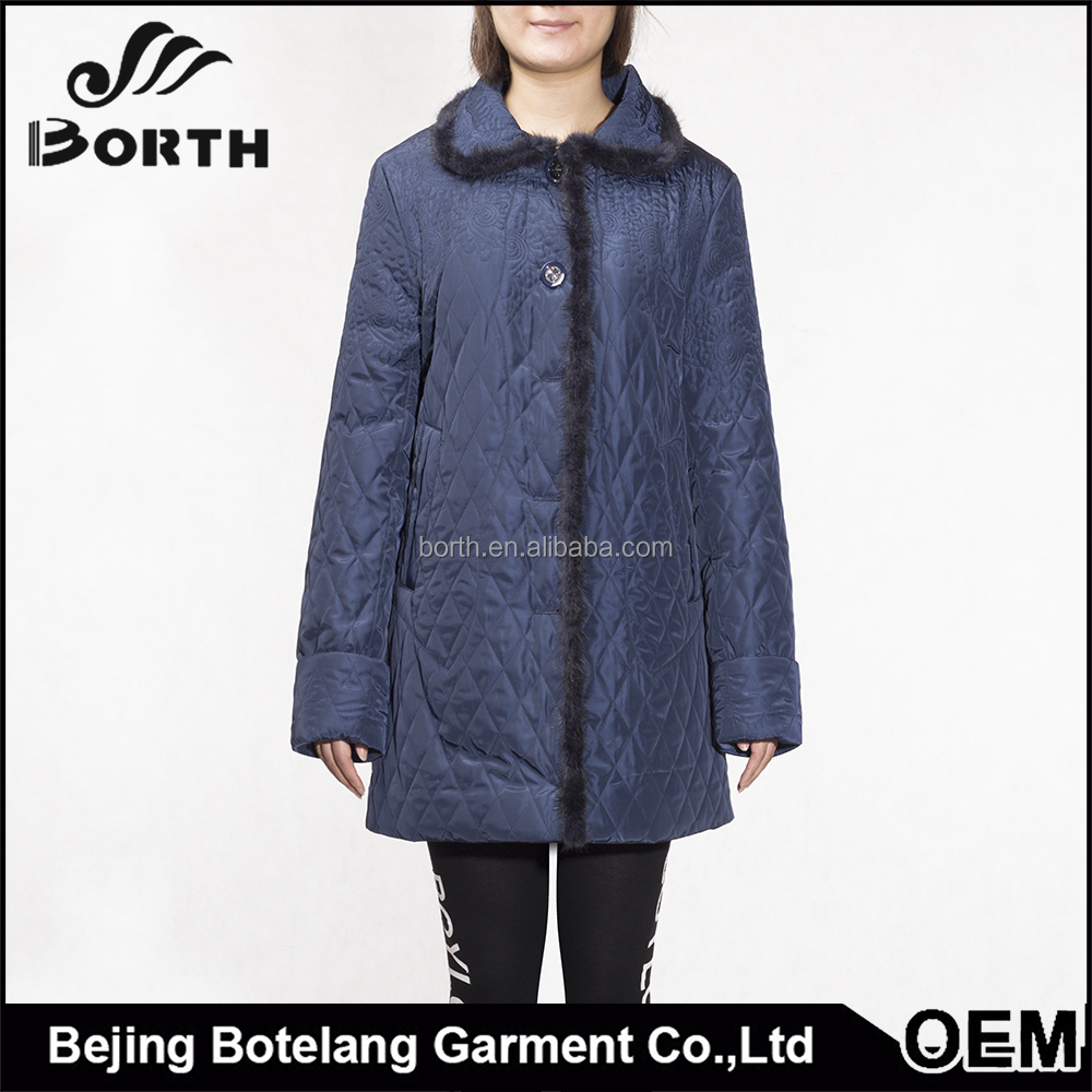 Winter Jacket Women Long Warm Jackets And Coats Thicken Cotton
