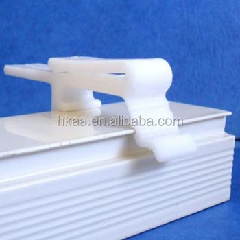 Vertical Blind Dust Cover Valance Clip Holder Bracket Buy Clip