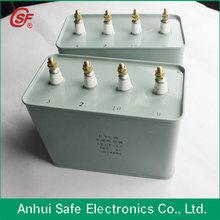 15uF 2kvac Oil Type UV Capacitor For Lighting