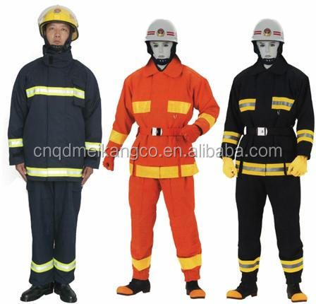 EN469 aramid firefighting Fire suit