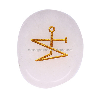 Gabriel Engraved Pocket Stones For Religious Believers - Buy Engraved  Pocket Stone,Archangel,Gabriel Product on Alibaba com