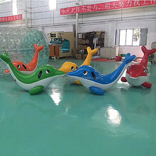 Mini inflatable water floating swimming dolphins for sale