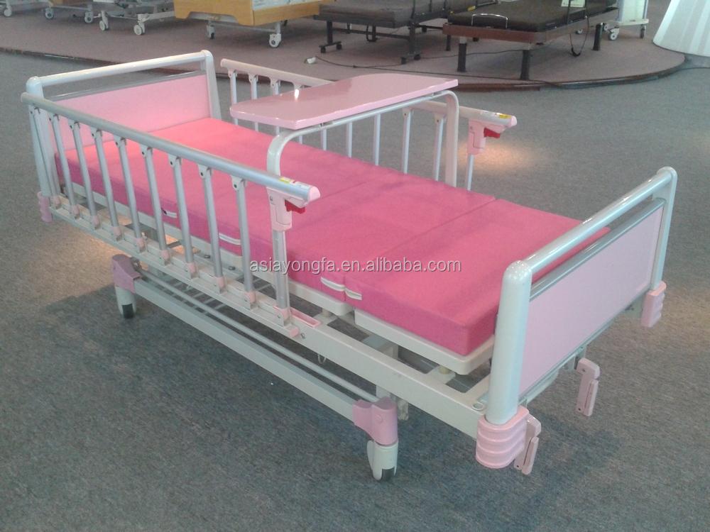 Yfc261k Pediatric Hospital Bed Type Ii Buy Pediatric Hospital Bed Manual Hospital Bed Manual