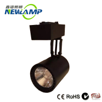 High spotlight shop light project 40W COB led track light