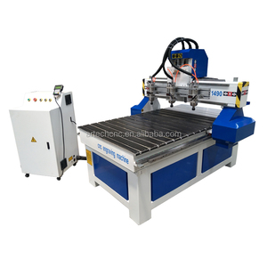 Cnc Wood Router Carpenter Machine