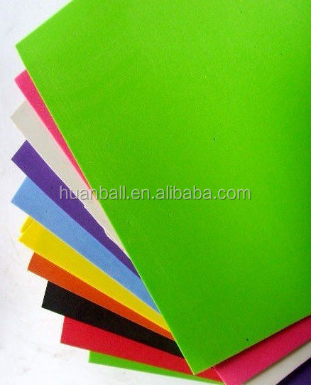 Washable extra thick sublimation eva foam sheet