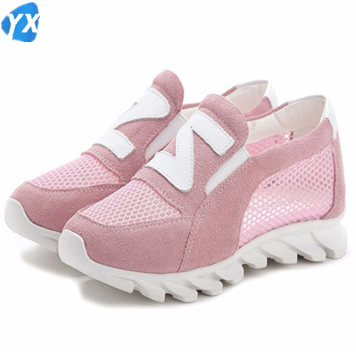b2ba70970b65 Get Quotations · YUXI New Summer Breathable Mesh Female Running Sports  Shoes For Women Zapetos Mujer Huarache Sneakers Free