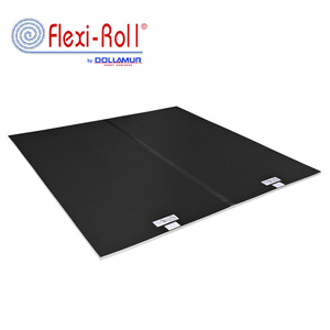 Dollamur Flexi Roll Customized MMA Martial art Gym Floor mat ,pole mat, Wall Mat