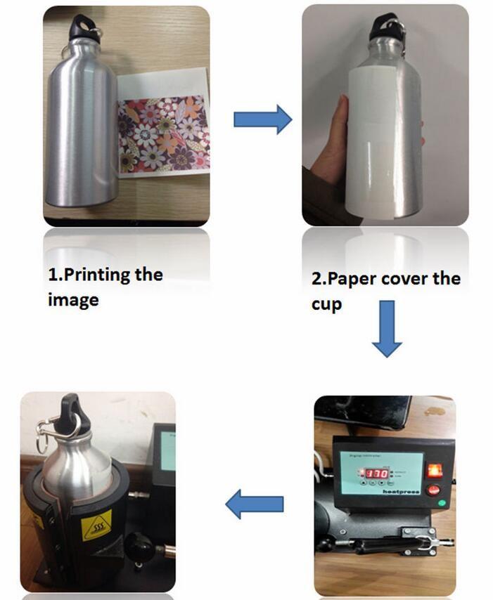Dye Sublimation Transfer Paper For Inkjet Printer - Buy