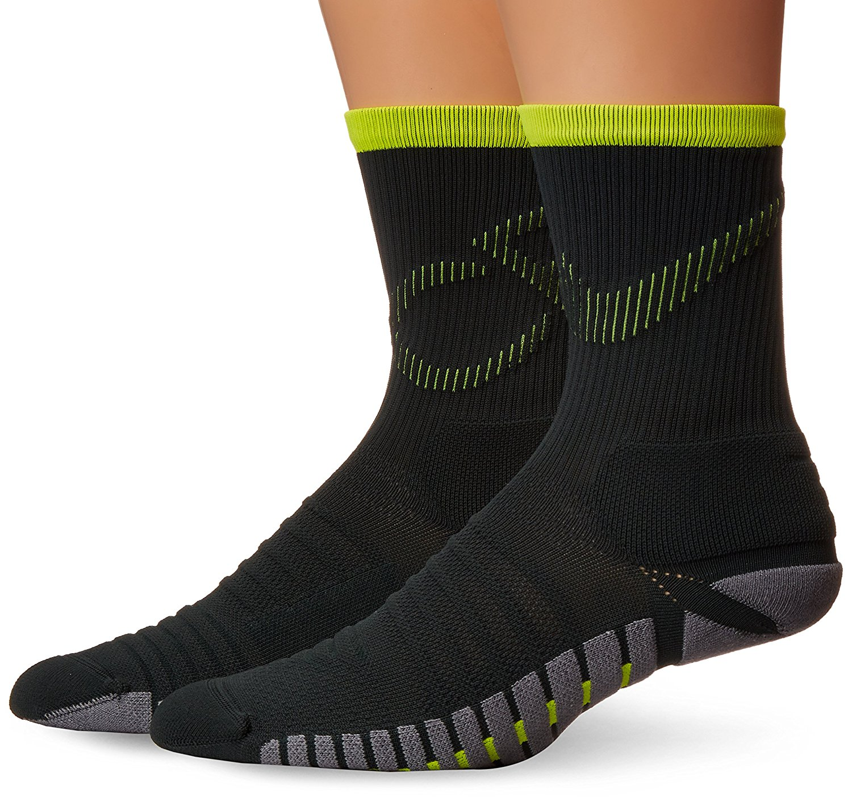 Get Quotations · Nike Unisex CR7 Strike Football Crew Sock (Sz. 8-9.5)  Seaweed 01a4a1f2f69