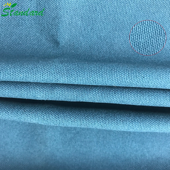 cheap 100% cotton solid dyed 340gsm canvas duck fabric to make bags