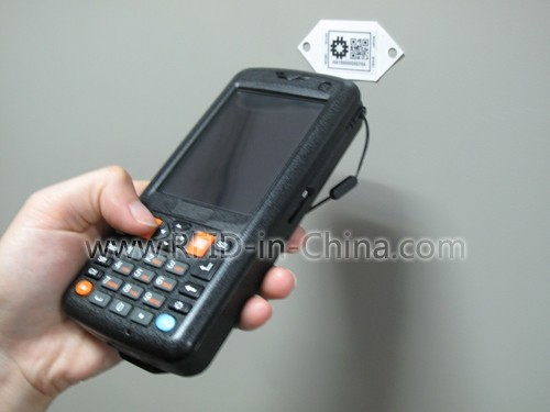 Hot Sale RFID Asset Tracking Database RFID Handheld Reader